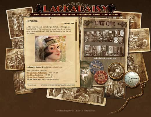 lackdaisy