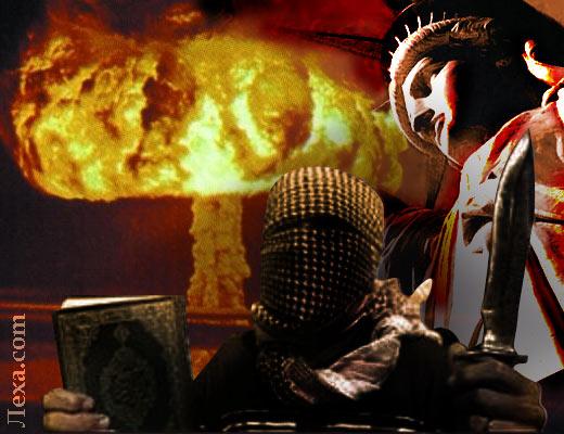 Террористы-подрывники