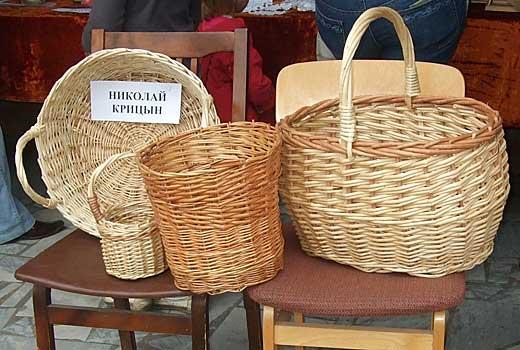 Плетенки Николая Корицына