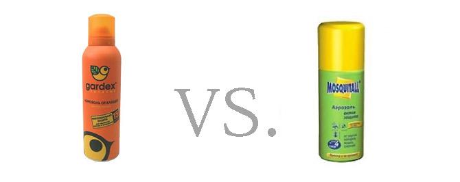 гардекс vs москитол
